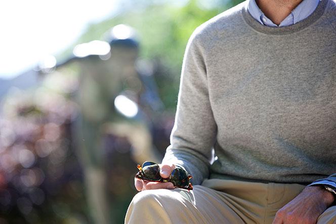 Sweatshirt Smart Casual - He Spoke Style