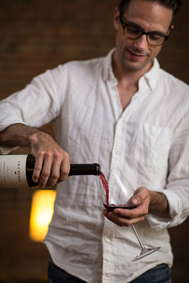 La Crema Wine - He Spoke Style