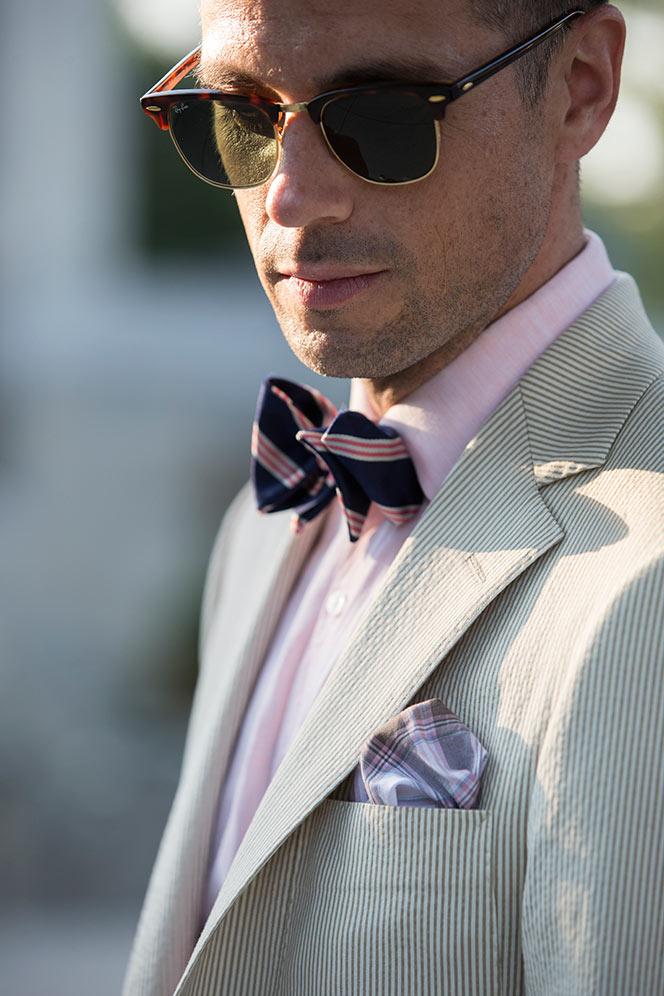 Summer Wedding Style Tips - He Spoke Style