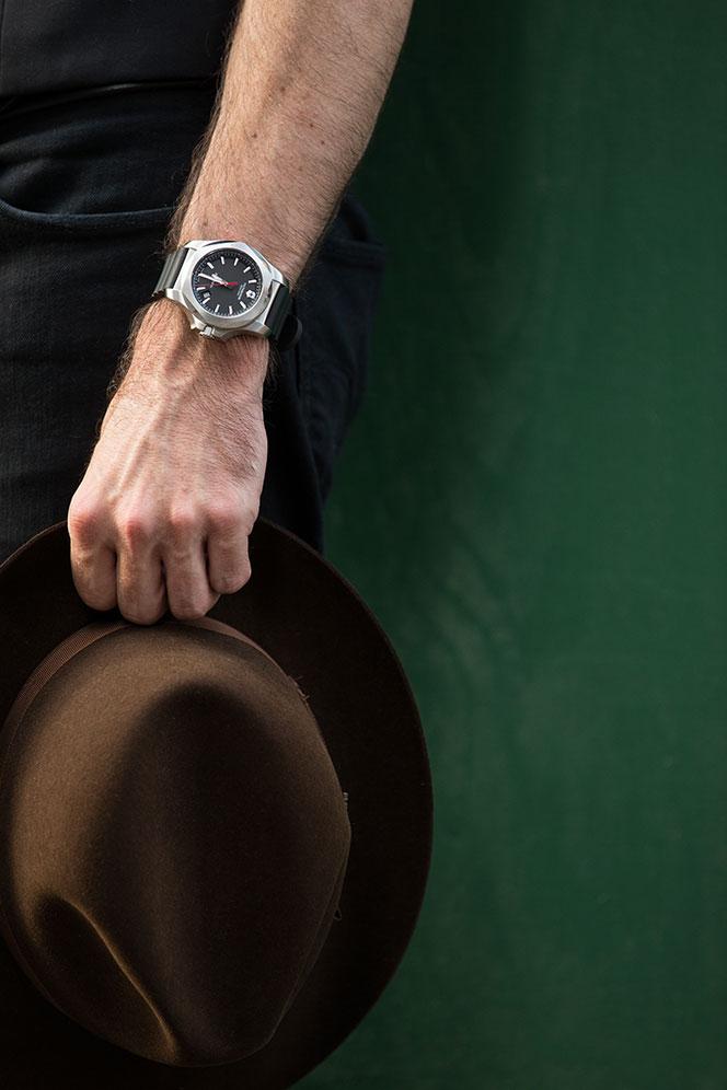 Victorinox INOX Watch - He Spoke Style