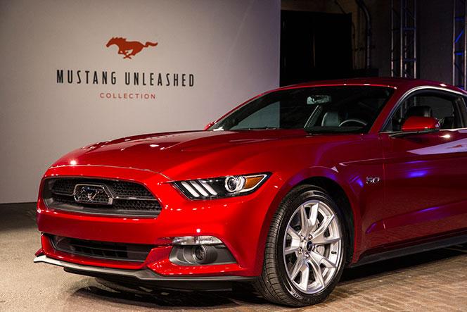 Mustang Unleashed - He Spoke Style