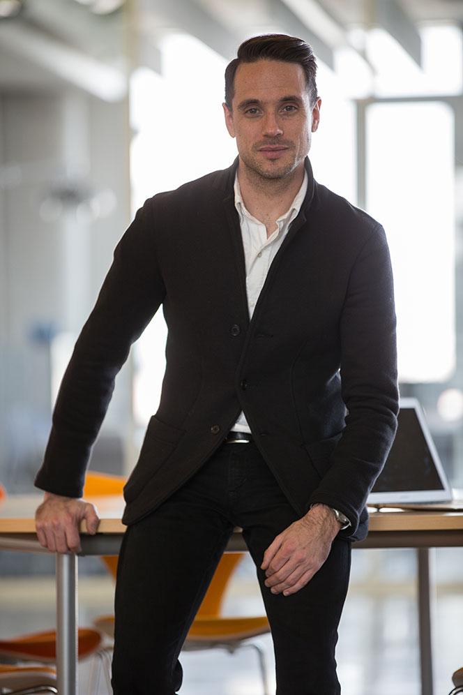 Armani Exchange Knit Blazer - He Spoke Style