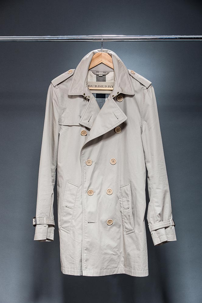 Trench Coat Spring Outerwear - He Spoke Style