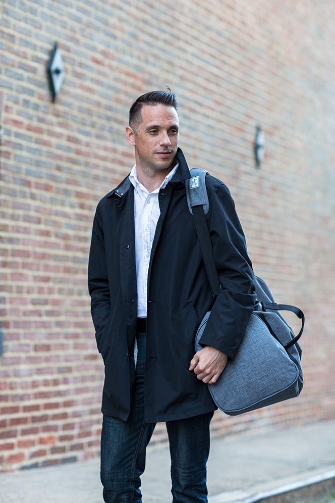 Zappos Style On The Go - He Spoke Style