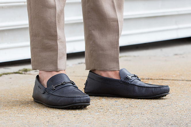 Tod's Gommino Driving Loafers - He Spoke Style