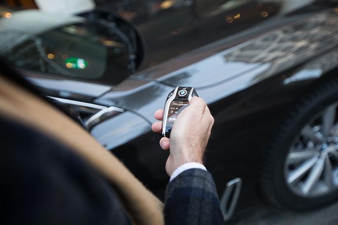 BMW 7 Series Display Key - He Spoke Style