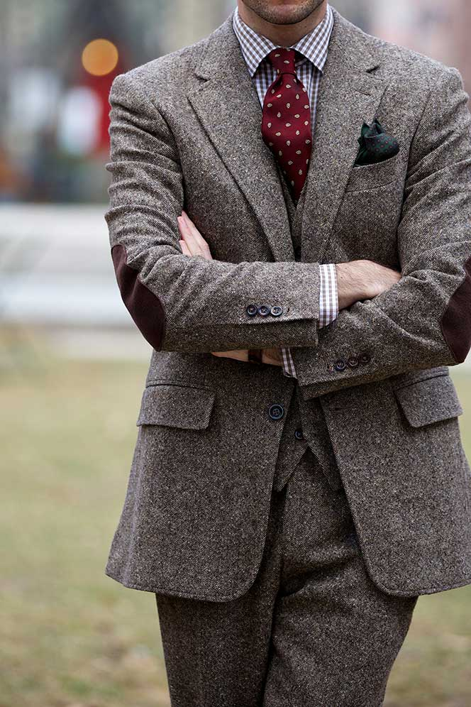 History of Tweed Material and Fabric - He Spoke Style