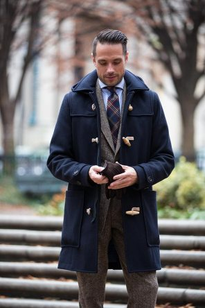 Image result for duffle coat