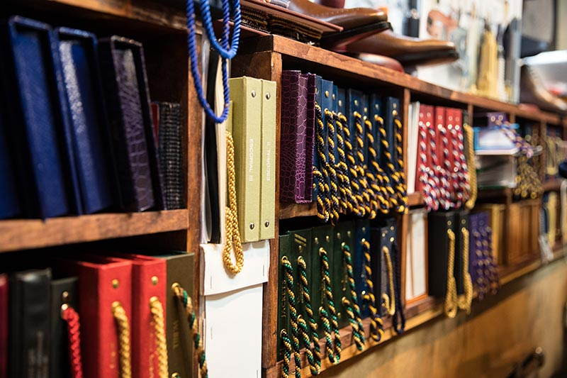 library-of-fabric-swatch-books-savile-row-l-s-tailors-new-york-city