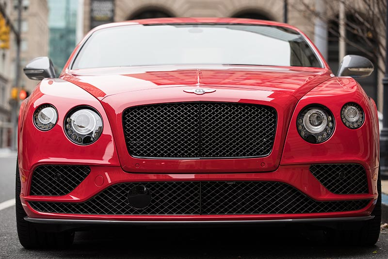 front-2017-bentley-continental-gt-speed-black-edition-st-james-red-color-black-radiator-grill-matte-finish