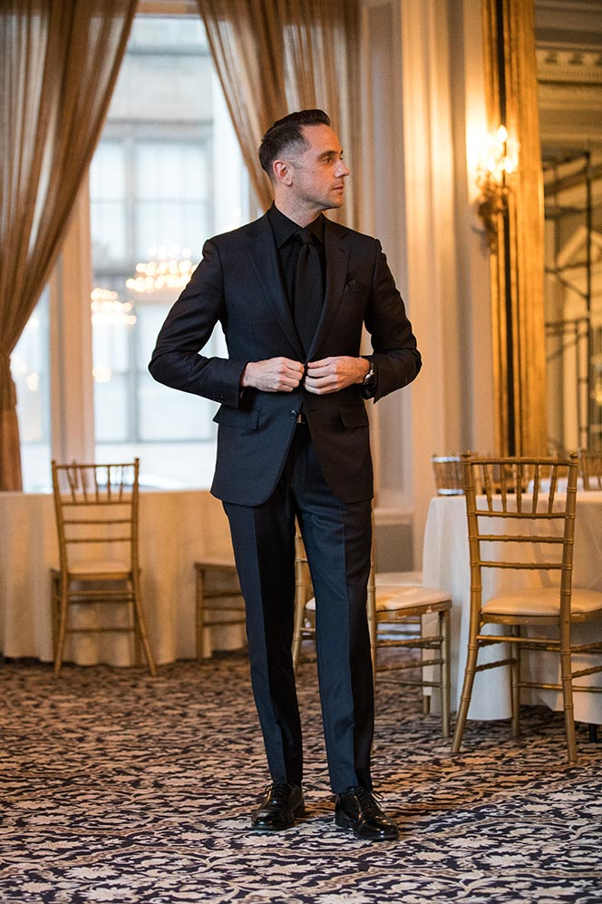 dark-navy-suit-black-shirt-black-tie-alternate-creative-black-tie-dress-code-outfit-ideas-2
