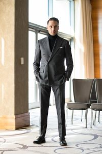 Understated Elegance: Another Black Tie Alternative - He ...