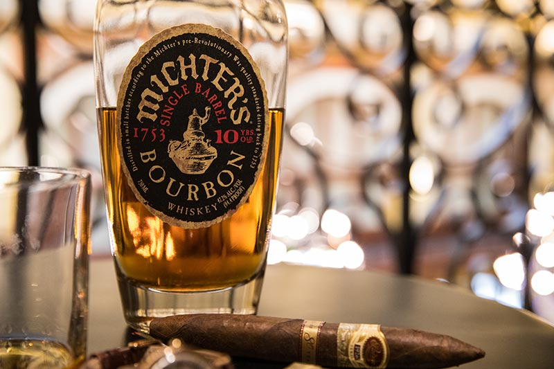 michters 10 year bourbon review