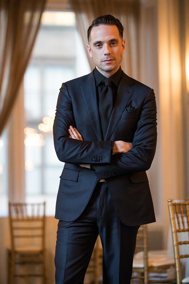 black tie no tux