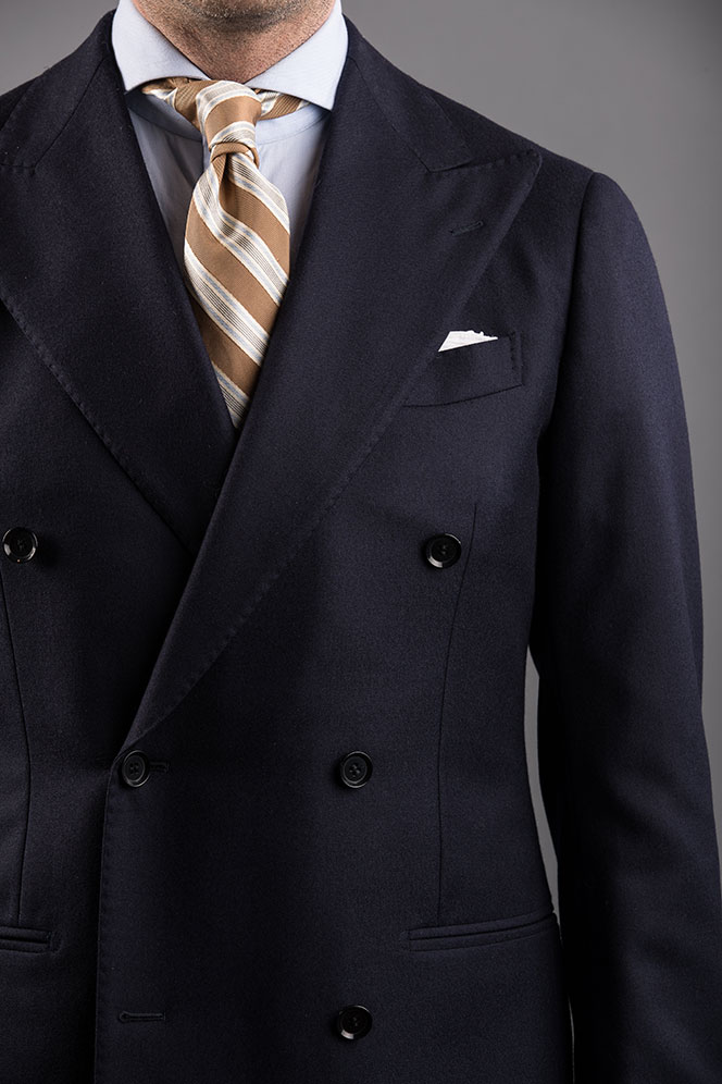 The HSS Guide To Suit Jacket Pocket Styles  He Spoke Style