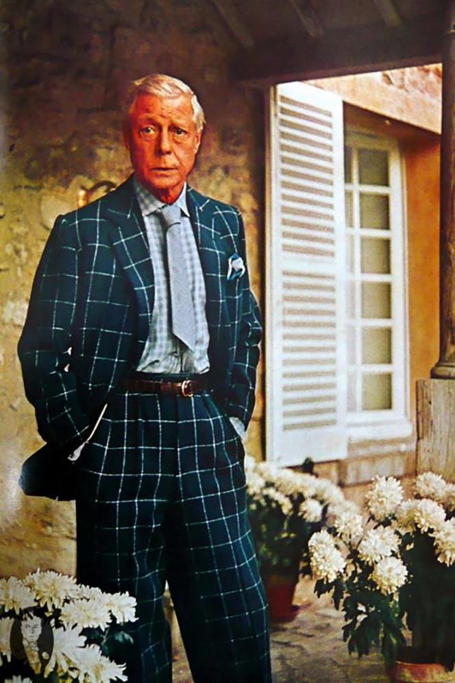 duke of windsor style