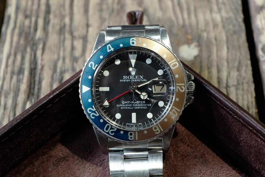 read gmt watch function