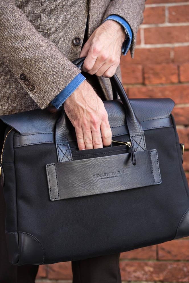 bennett winch briefcase review