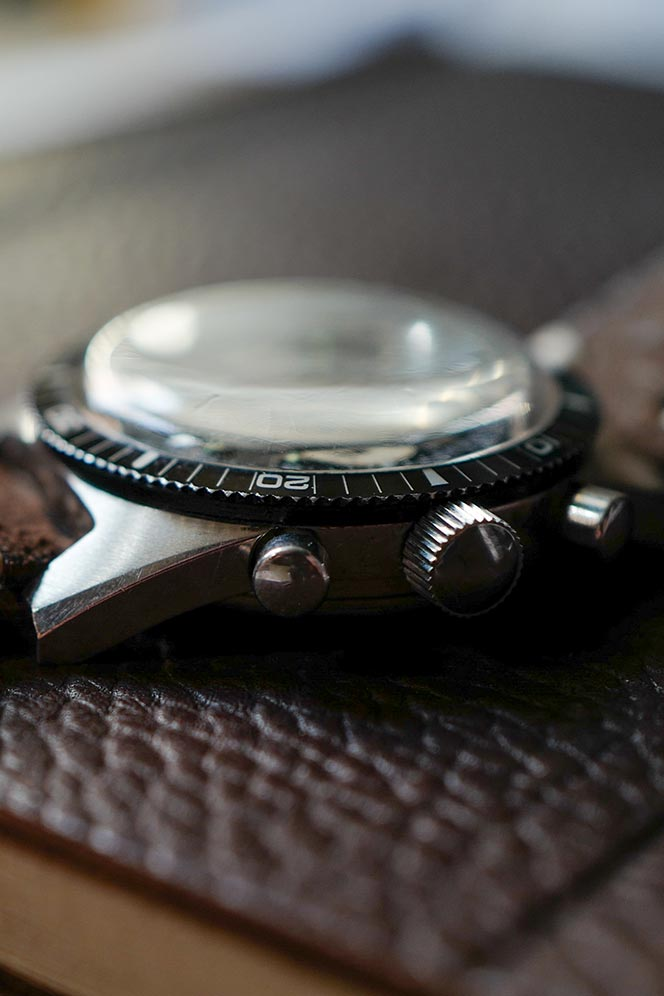 chronograph watch guide
