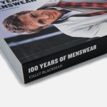 100 years menswear book cally blackman