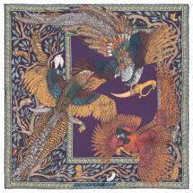 The Pheasant Tree Damson/Gold