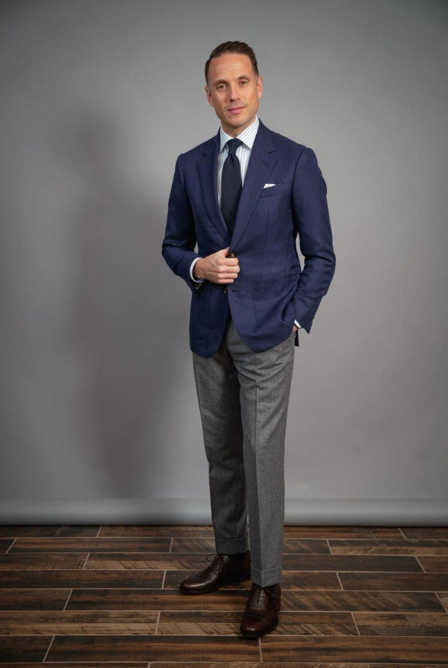 capsule-wardrobe-2021-menswear-uniform-grey-trousers-hopsack-jacket