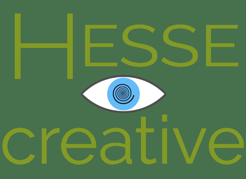 hesse creative logo green