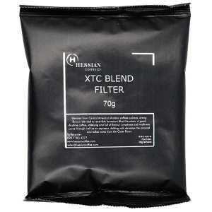 XTC blend filter coffee