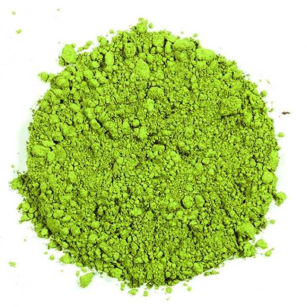 Novus Matcha loose leaf tea
