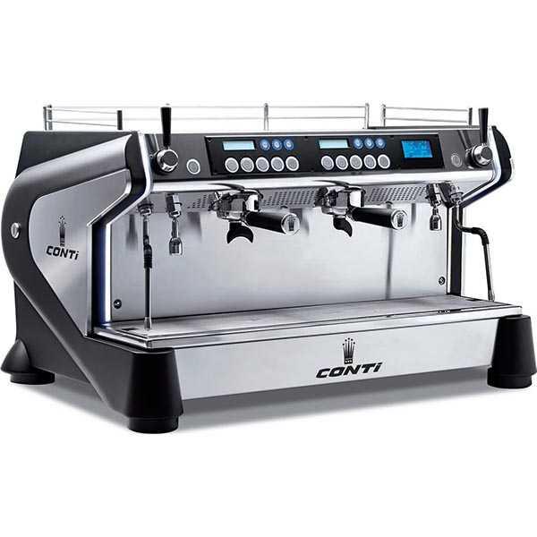 Monte Carlo Espresso Machine