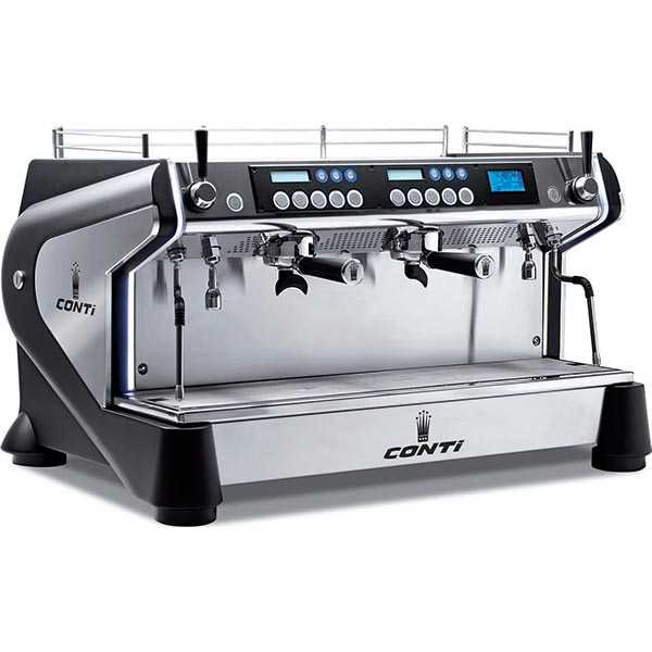 Conti Monte Carlo coffee machine