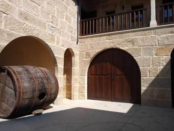 Isabel Gil von Bed & Wine in Hessigheim beim Weingut Algueira