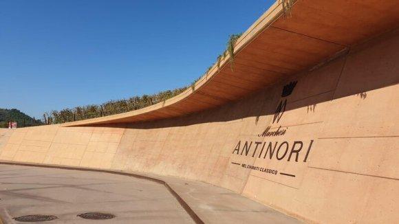 Bed & Wine beim Weingut Antinori Chianti Gebiet Italien