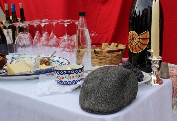 Weinproben bei Bed & Wine in Hessigheim