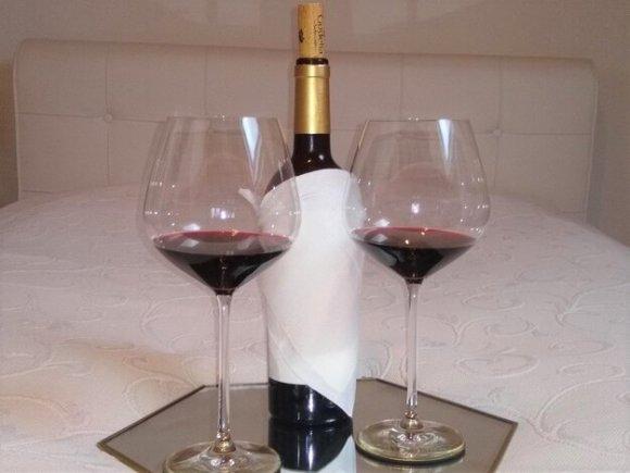Ubernachten Ferienwohnung Bed & Wine in Hessigheim Isabel Gil