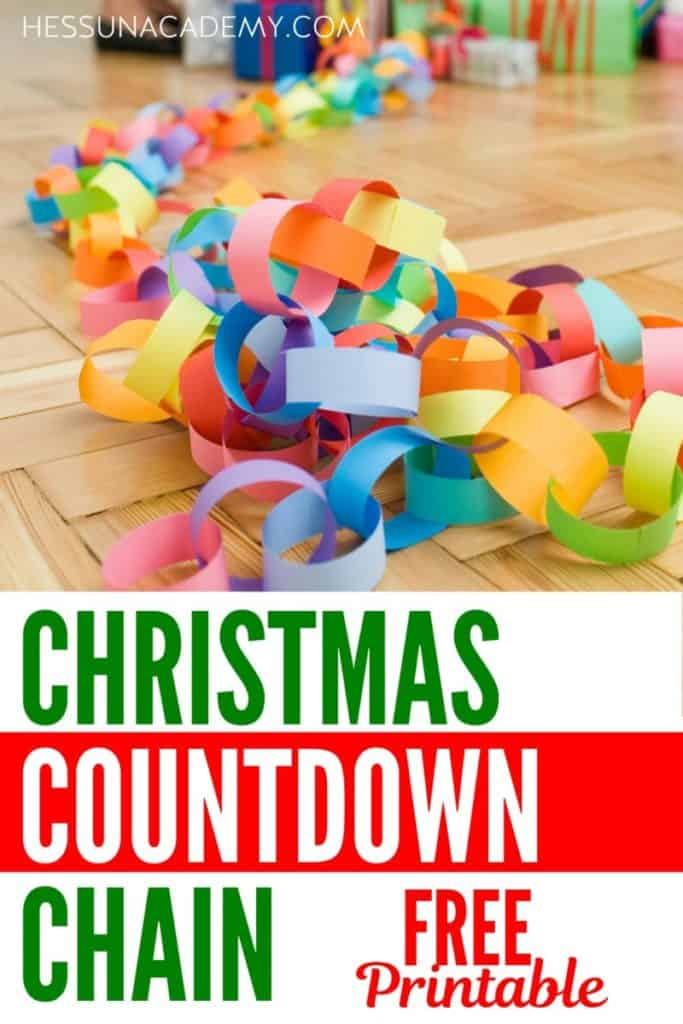 christmas countdown activities for