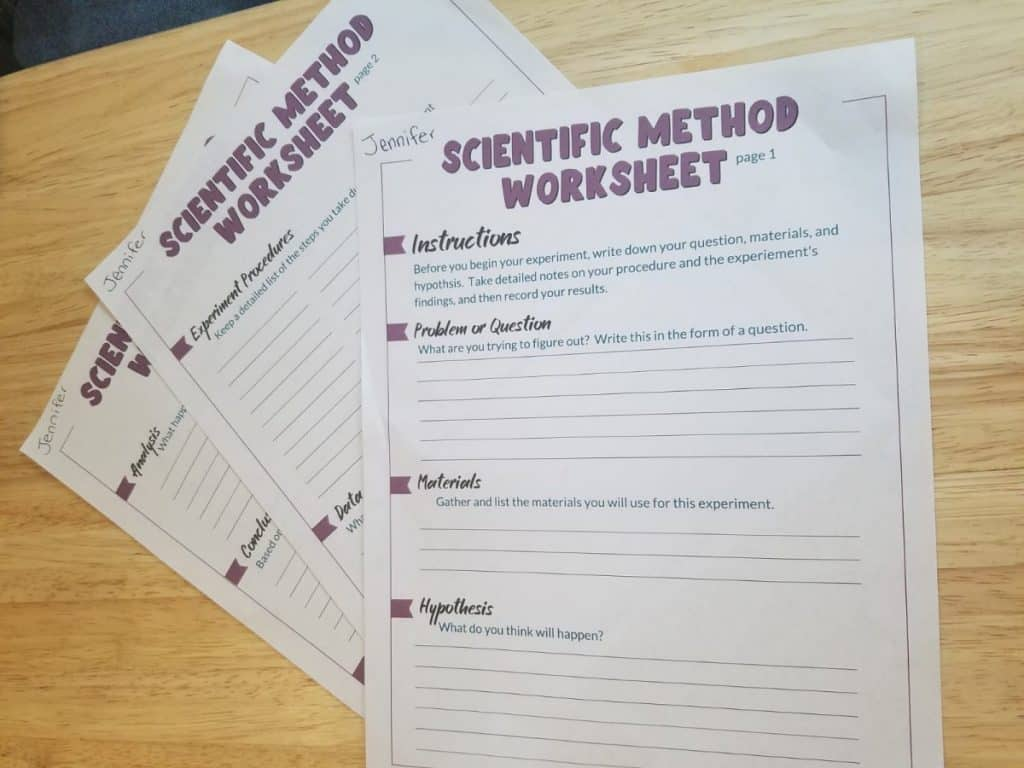 How To Make A Rock Candy Science Experiment