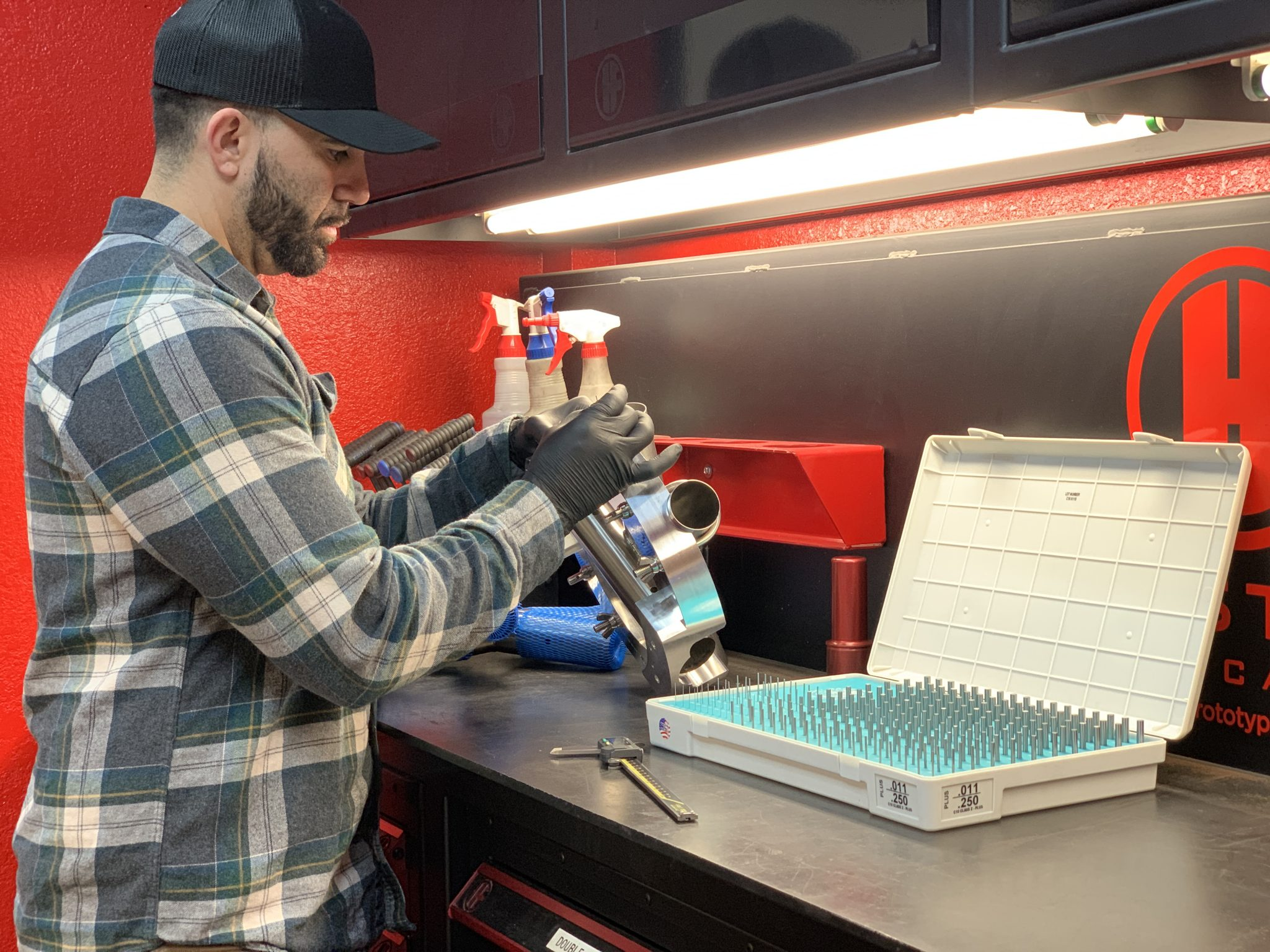 Quality Control In The Bay Area Hester Fabrication Inc
