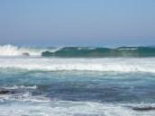 Waves at Ifafa beach
