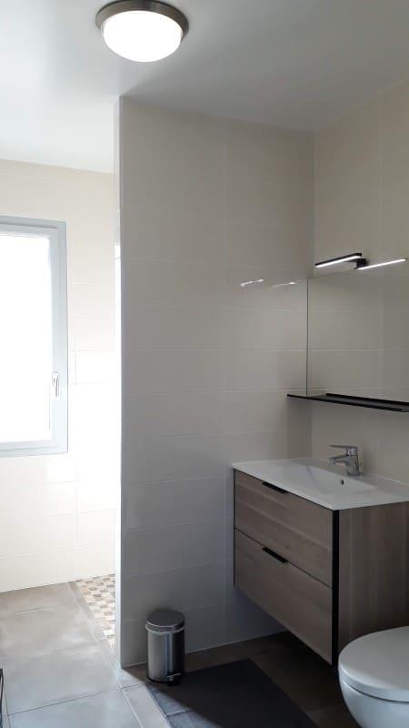 Salle d'eau location de votre location de vacances à Jonzac