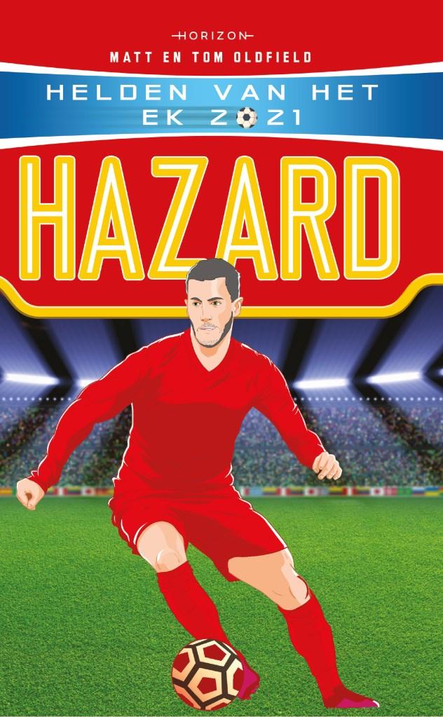 Helden van het EK   Eden Hazard
