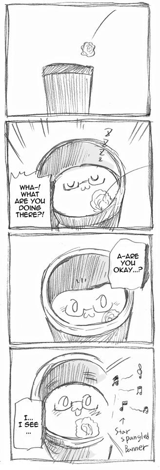 Nonlinear – Omochi Manga Summary