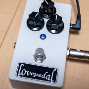 Lovepedal Eternity Handwiredのレビュー