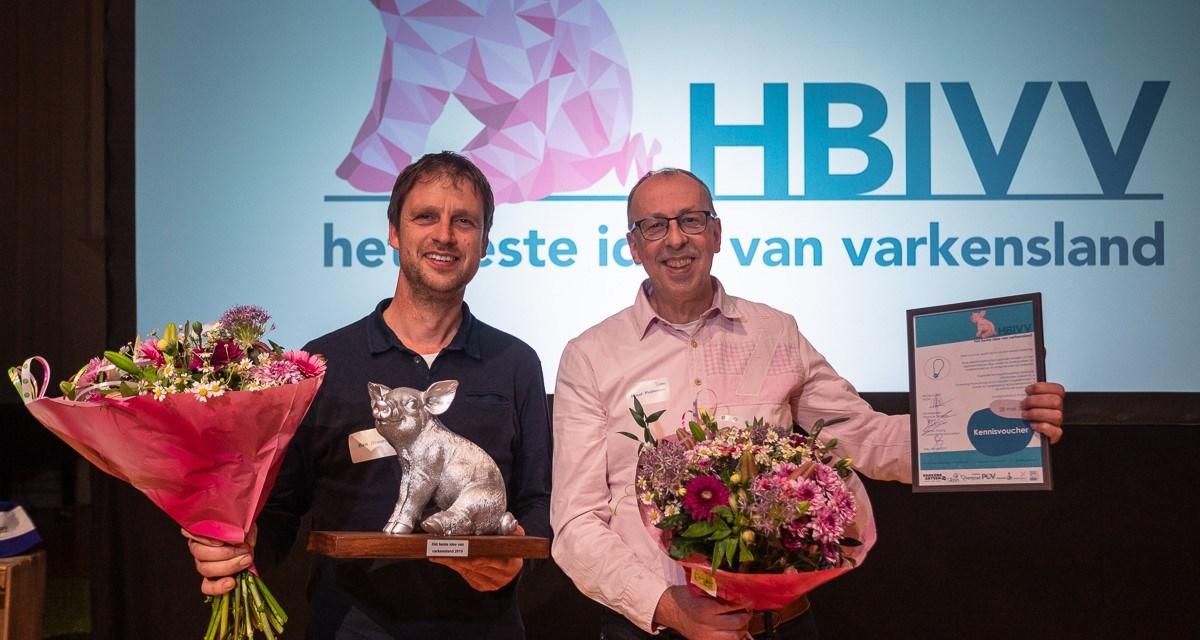 Ruud Pothoven winnaar Het Beste Idee van Varkensland 2019