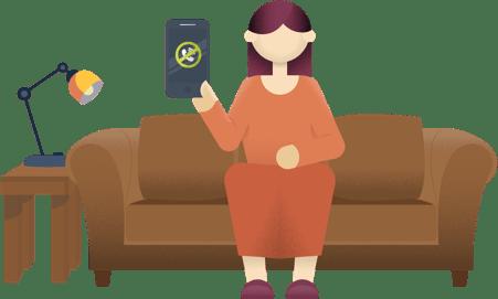 Tariefsverlaging Bel-me-niet Register