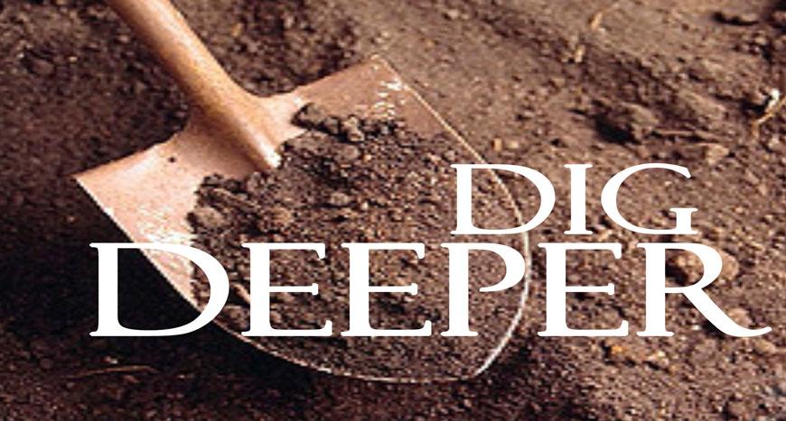 Dig Deeper® - Áss Mélyebbre tanfolyam Szekszárdon