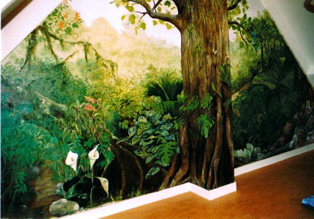 Jungle kamer  Het geheim van de Smith