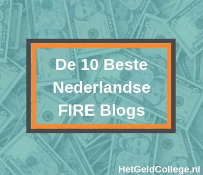 financieel onafhankelijk blogs