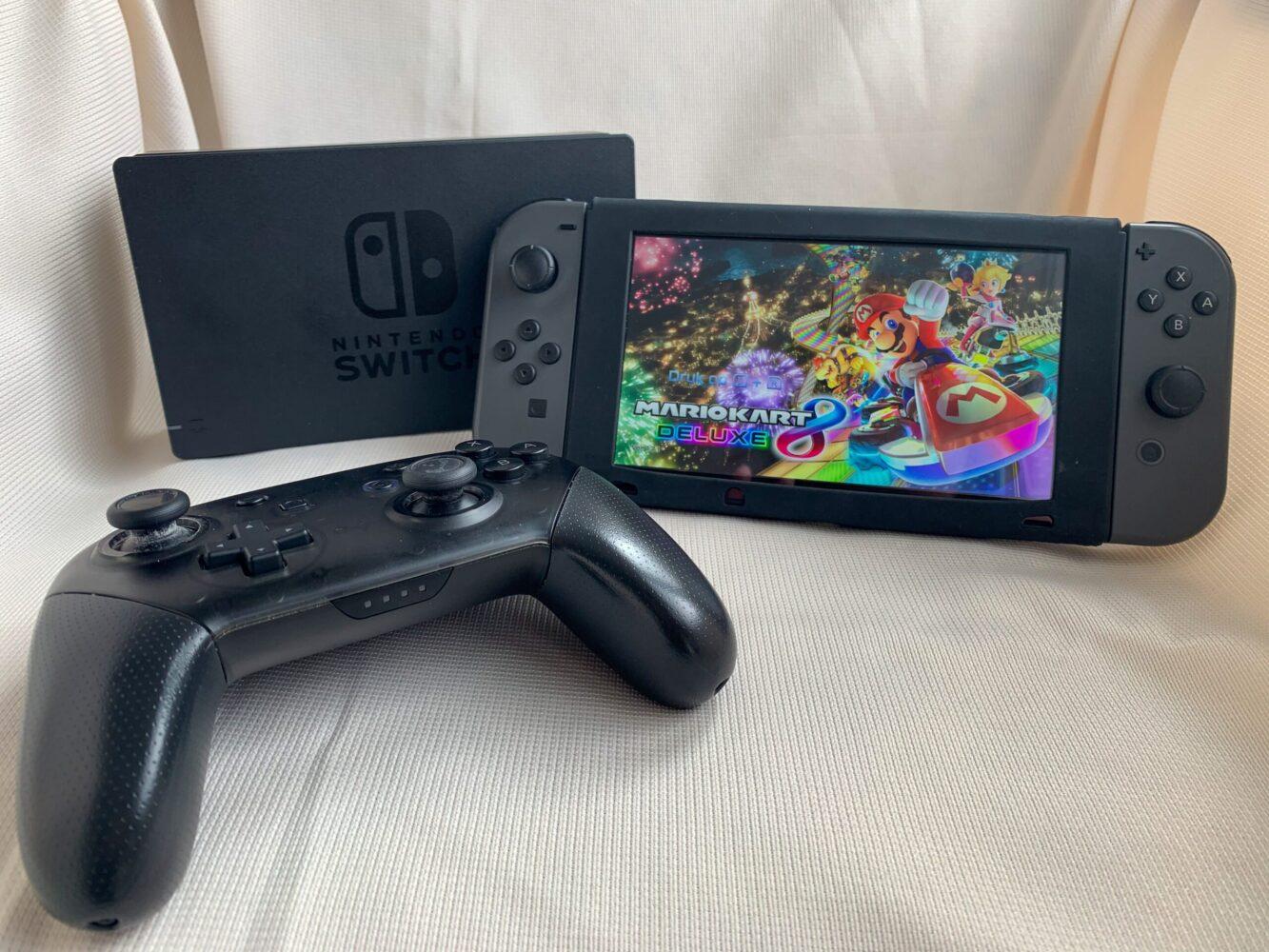 Het Gezinsleven - Gezinsactiviteiten - Speelgoed - De Nintendo Switch - Nintendo Switch compleet