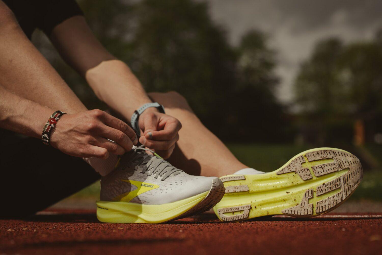 Het Gezinsleven - Lifestyle - Sporten - Hoe begin je met hardlopen? - Strikken van hardloopschoenen